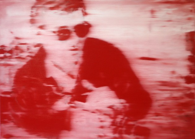 Warhol In Red